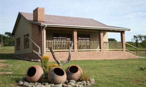 3 SELF CATERING CHALETS